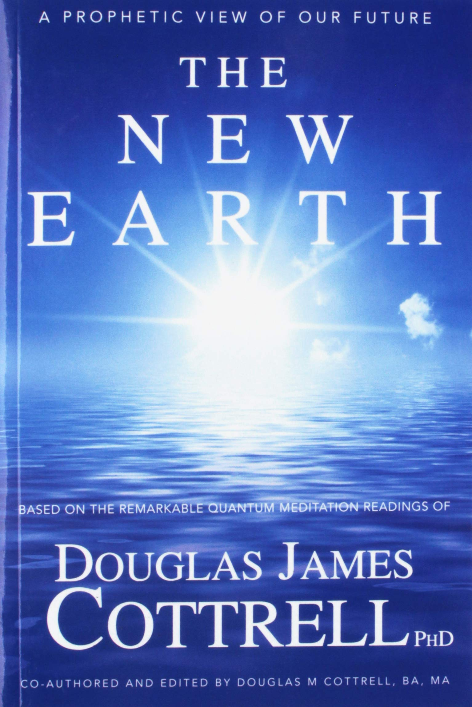 Download NEW EARTH: A Prophetic View Of Our Future pdf epub