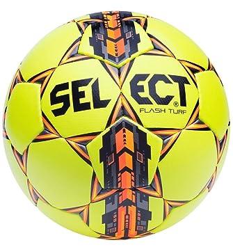 SELECT Flash Turf - Balón de fútbol para Adulto, Unisex, Color ...