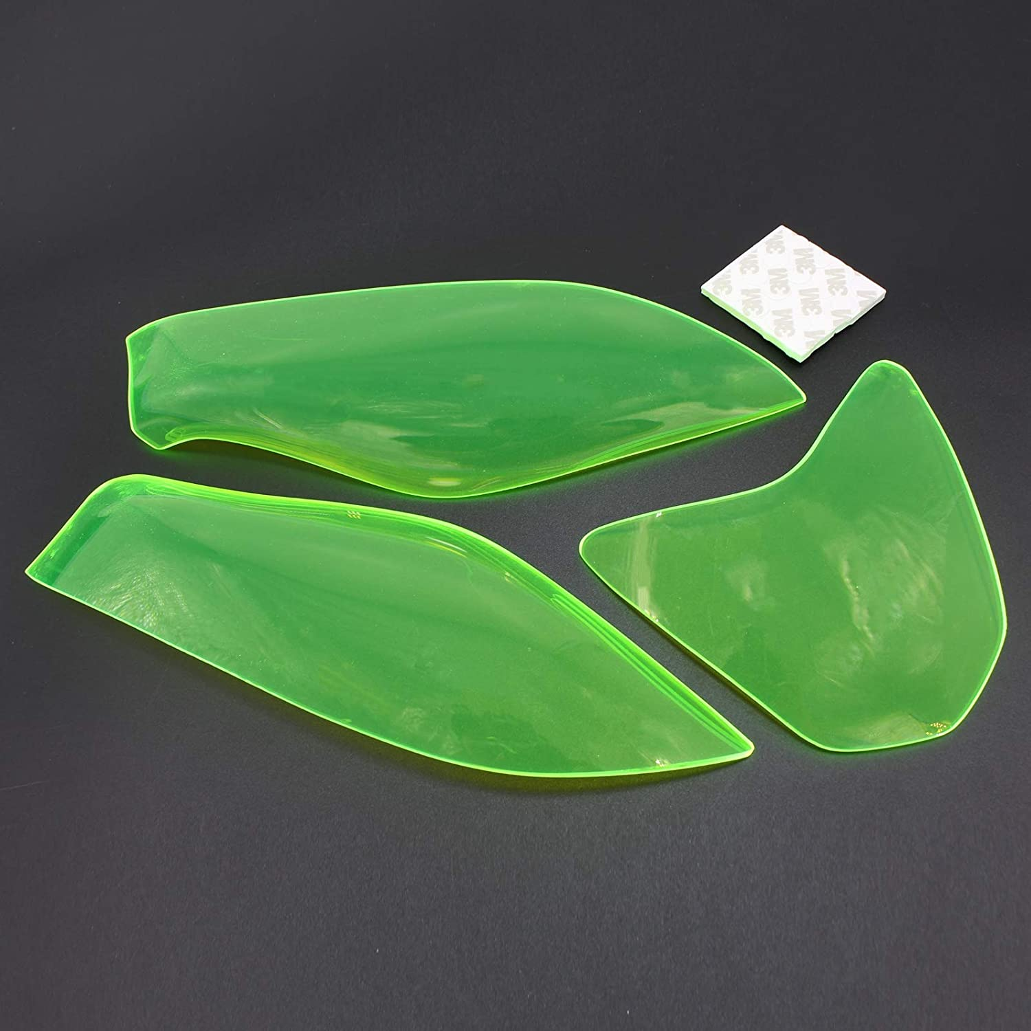 For Aprilia RSV4 2011-2014 Smoke Front Headlight Screen Protection Cover Lens