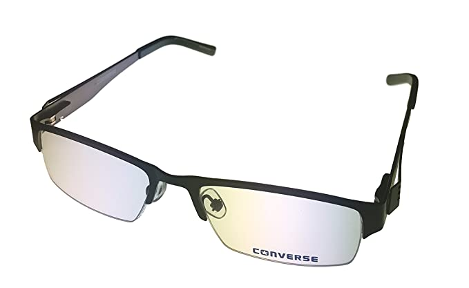 28a9eabad8f Amazon.com  Converse Stencil Kit Eyeglasses Gunmetal  Clothing