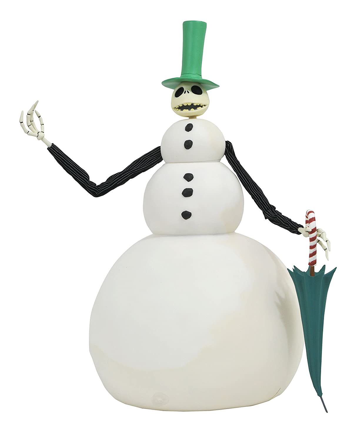 te hará satisfecho Diamond Select Nightmare Before Christmas Deluxe Doll Doll Doll Snowman Jack 40 cm Burton  más orden