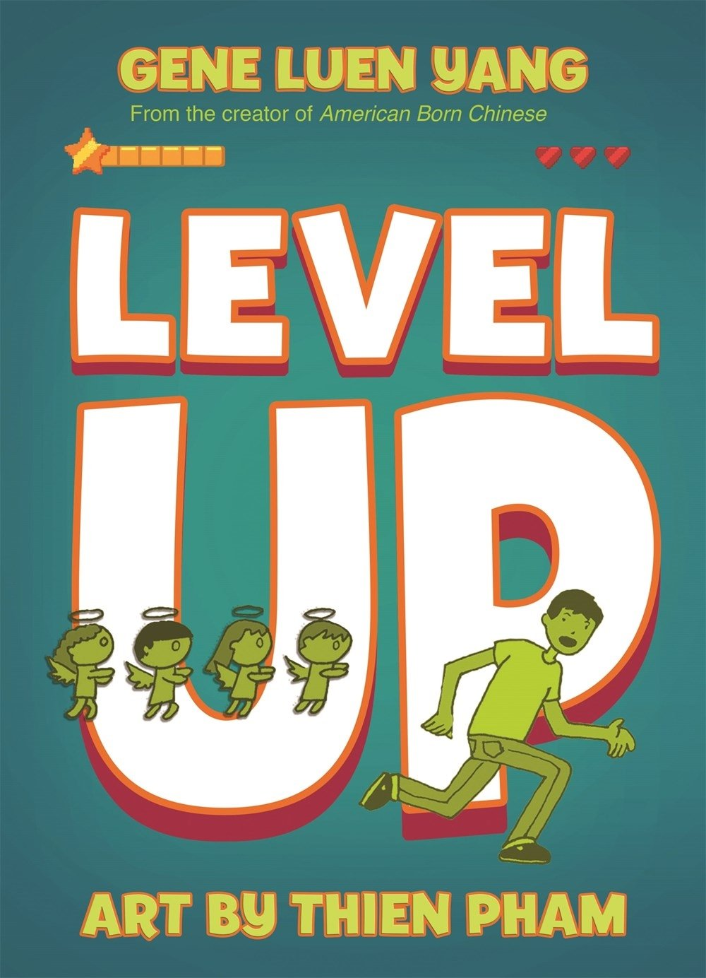 Amazon.com: Level Up (9781250108111): Gene Luen Yang, Thien Pham: Books