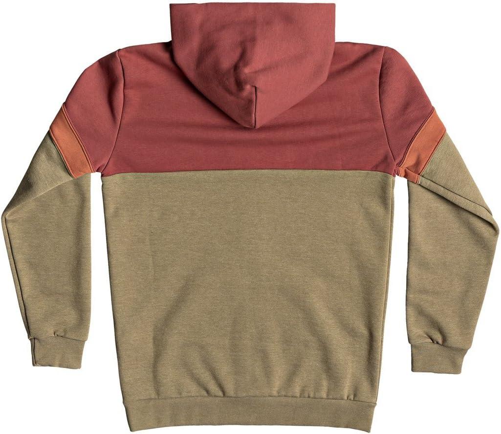 Quiksilver Kumano Kodo Sweat-Shirt /à Capuche Sport Gar/çon