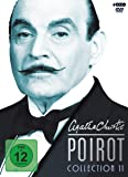 Agatha Christie - Poirot Collection 11 [4 DVDs]