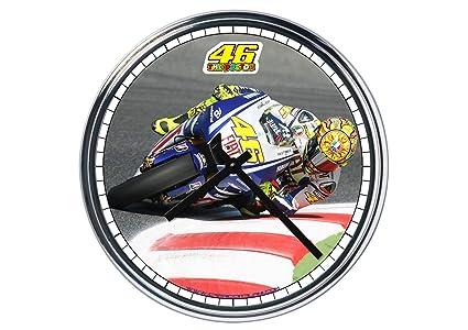 Reloj de pared Valentino Rossi