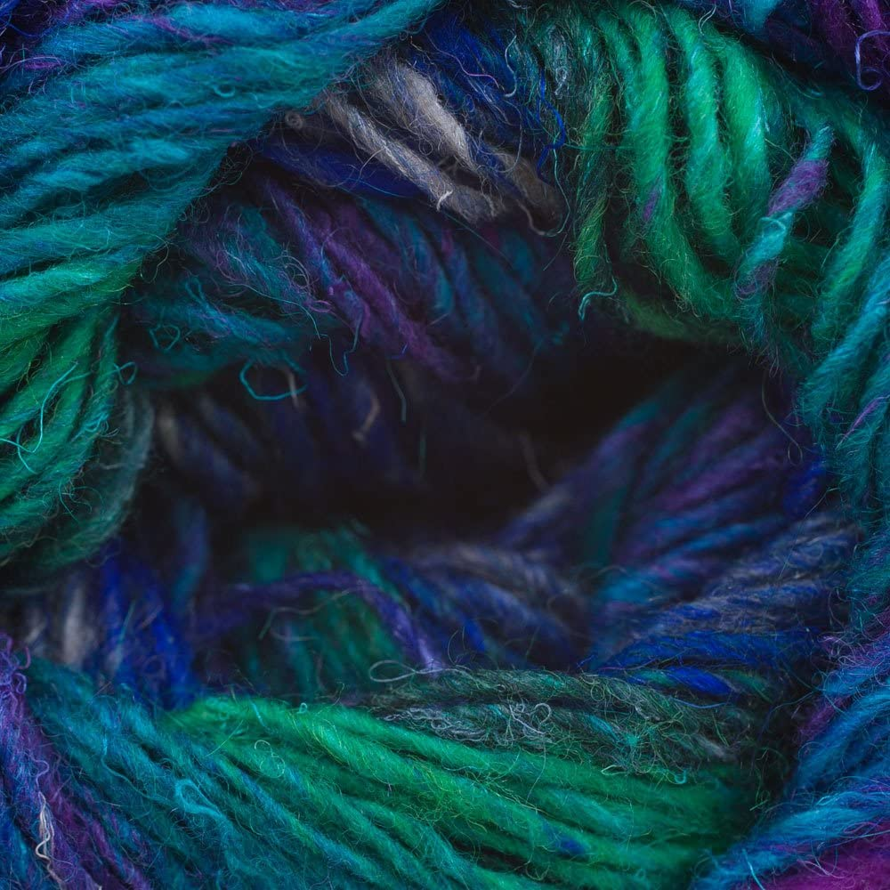 Noro Silk Garden Sock, S8 - Royal