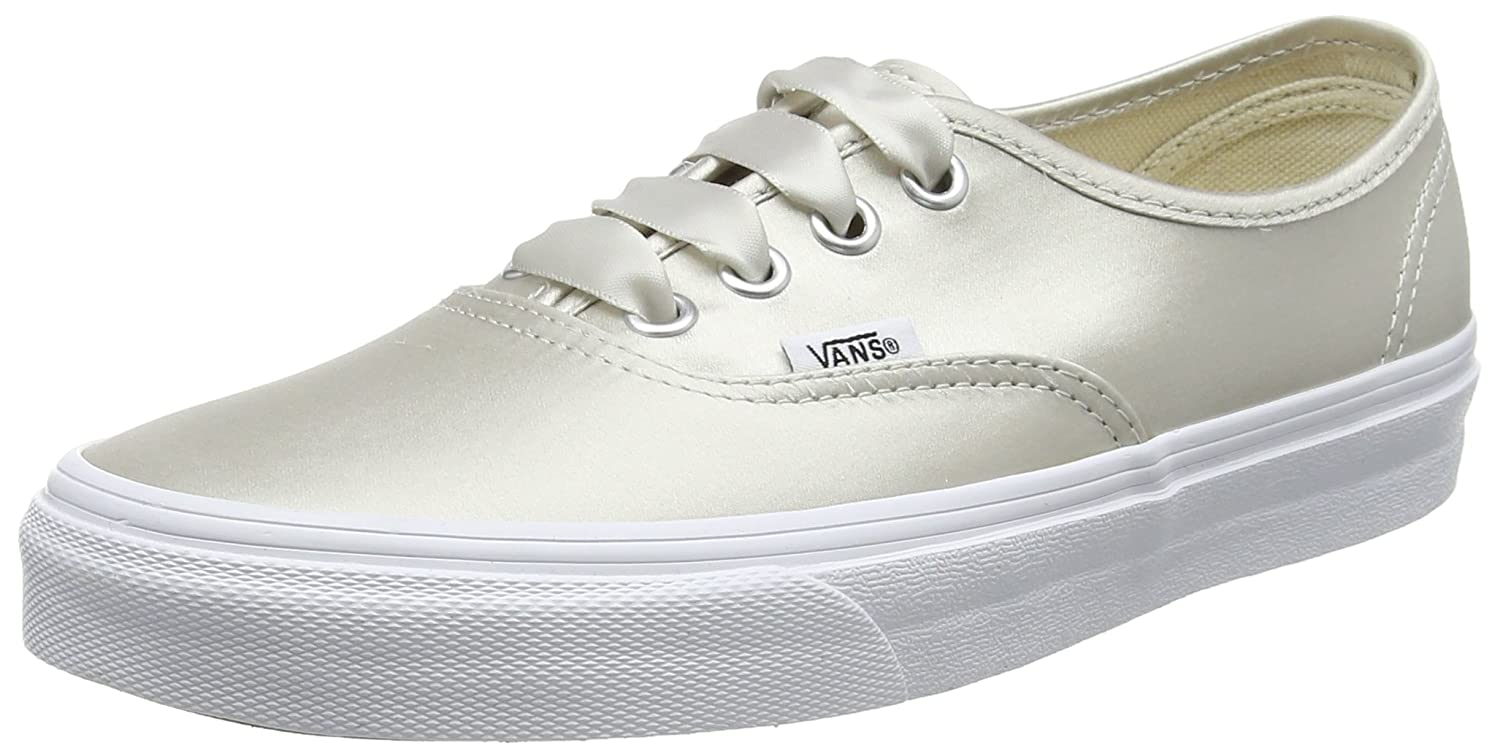Vans Damen Authentic Authentic Damen Sneaker Beige (Satin Lux) 9b10f7