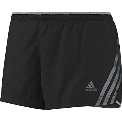 b9c0c0cd9bf1a7 adidas Damen kurze Sporthose Supernova Glide Shorts  Amazon.de ...