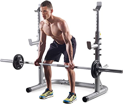 Icon Health Fitness, Inc. Gold's Gym GGBE20615 XRS 20 Squat Rack