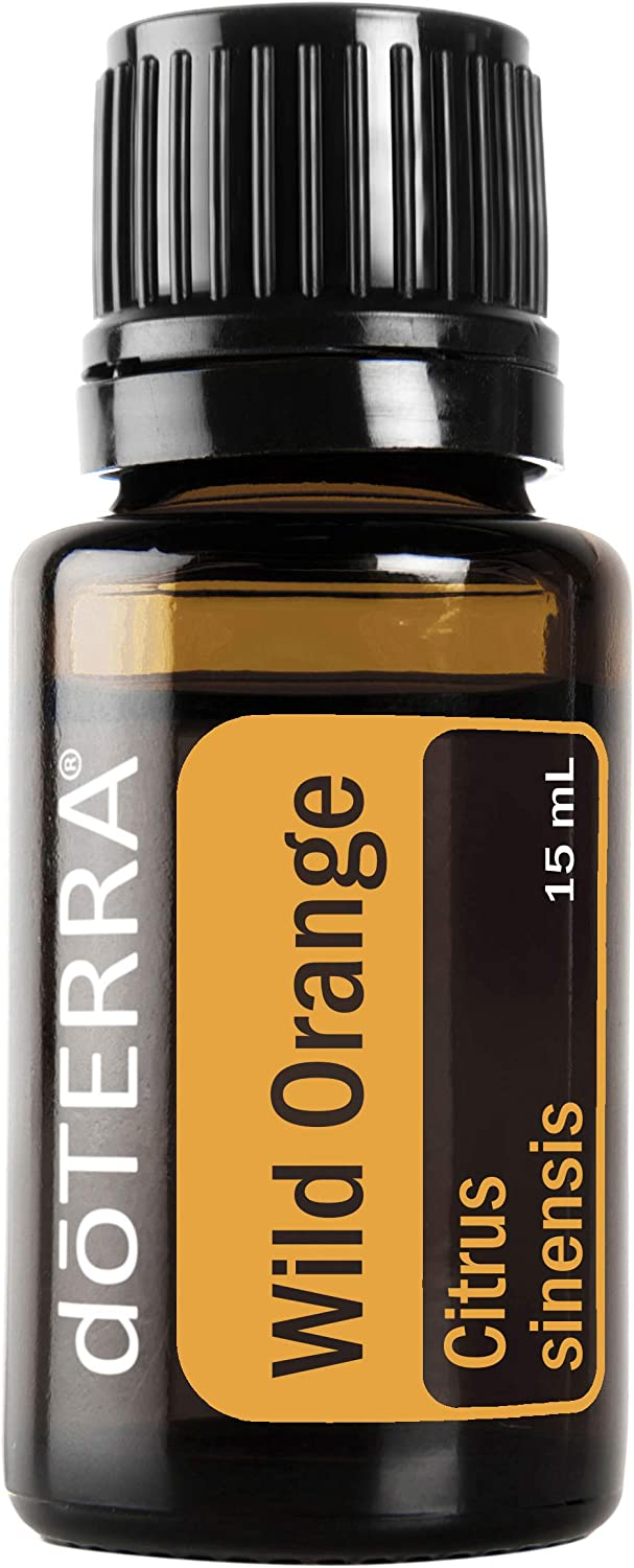 doTERRA Wild Orange Essential Oil - 15 mL