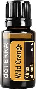 doTERRA, Wild Orange, Citrus sinensis, Pure Essential Oil, 15ml