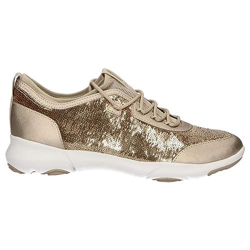 5abc230d Geox D Nebula X A, Zapatillas para Mujer: Amazon.es: Zapatos y complementos