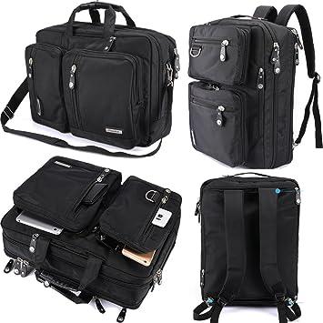 Amazon.com: FreeBiz Laptop Bag 17 Inch Laptop Backpack Back Pack ...