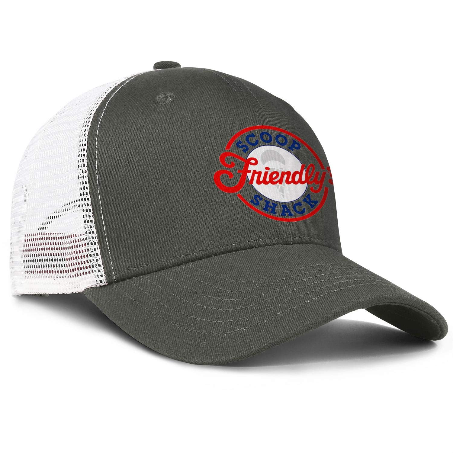 WintyHC Friendlys Logo Cowboy Hat Trucker Hat Adjustable Fits Skull Cap
