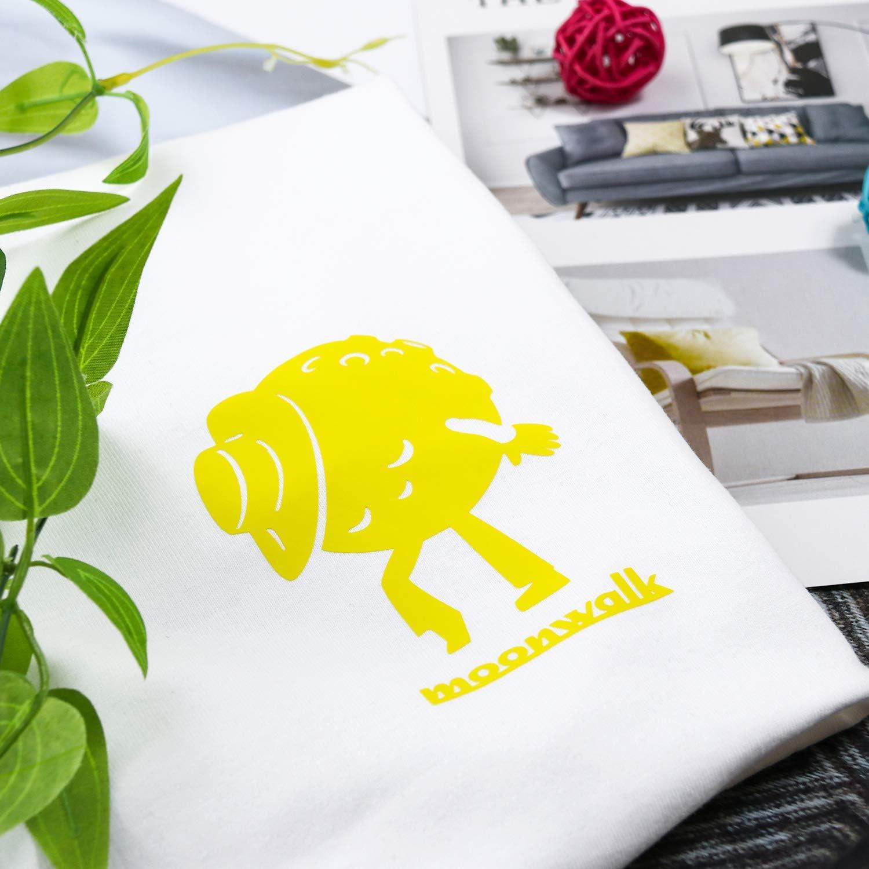42 Pack 12 x 10 Sheets Iron on Vinyl,30 Assorted Colors Heat Transfer Vinyl for DIY Iron on Fabrics T-Shirts HTV Heat Transfer Vinyl Bundle