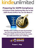 Preparing for GDPR Compliance (English Edition)