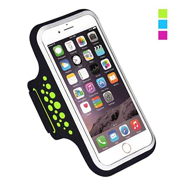 Armband for iPhone 8 Plus iPhone 7 Plus 6 Plus 6s Plus,Workout Arm Band