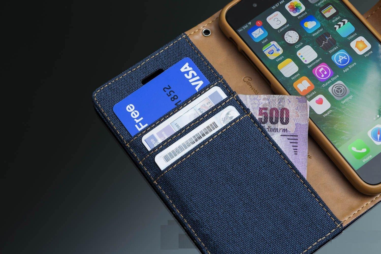 Daftar Harga Goospery Samsung Galaxy J7 2017 Pro Canvas Diary Lte 16gb Hitam Flip Cover By Yora Electronics Case Blue