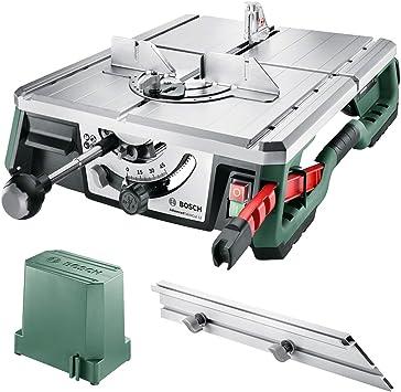 Bosch NanoBlade AdvancedTableCut 52 - Sierra de Mesa, 550 W ...