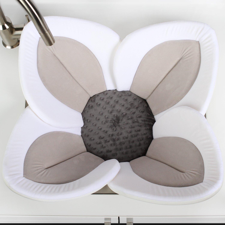 Blooming Bath Lotus - Baby Bath (Gray/Dark Gray) by Blooming Bath (Image #3)