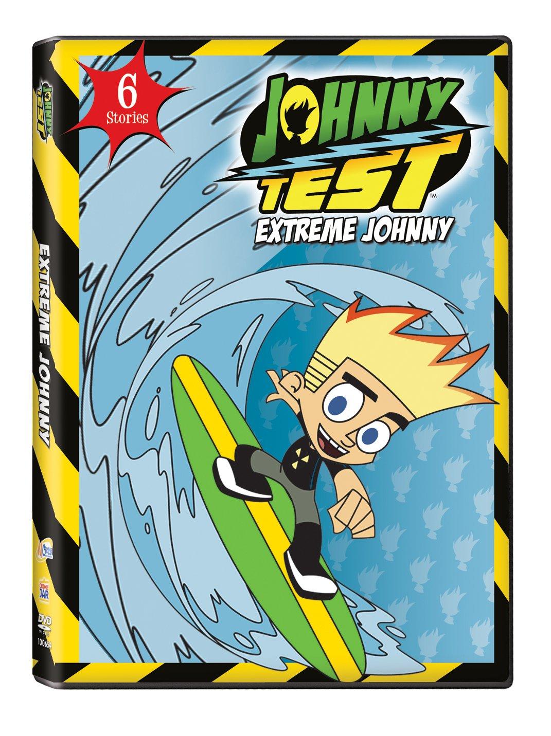 amazon com johnny test extreme johnny johnny test movies u0026 tv