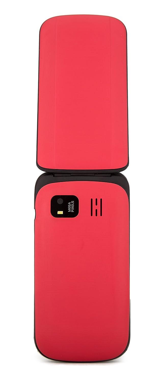 e4e82abf741 (Red Pink) - TTsims - Flip TT140 Mobile Phone - Camera - Bluetooth - Cheapest  Flip Folding Clamshell Phone (Red Pink)  Amazon.com.au  Home