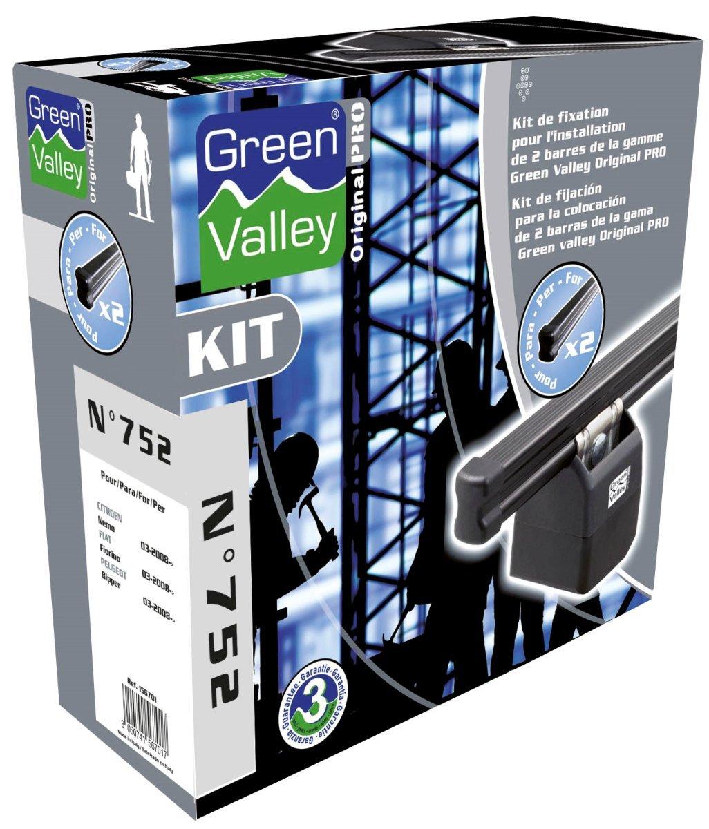 Peugeot Boxer Fiat Ducato Green Valley Kit 2 /Roof Bars for Citroen Jumper