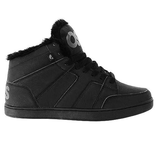 8141bddb1b Osiris Vans Atwood Oxford Skate Shoes Mens Black CC Trainers Footwear   Amazon.co.uk  Shoes   Bags