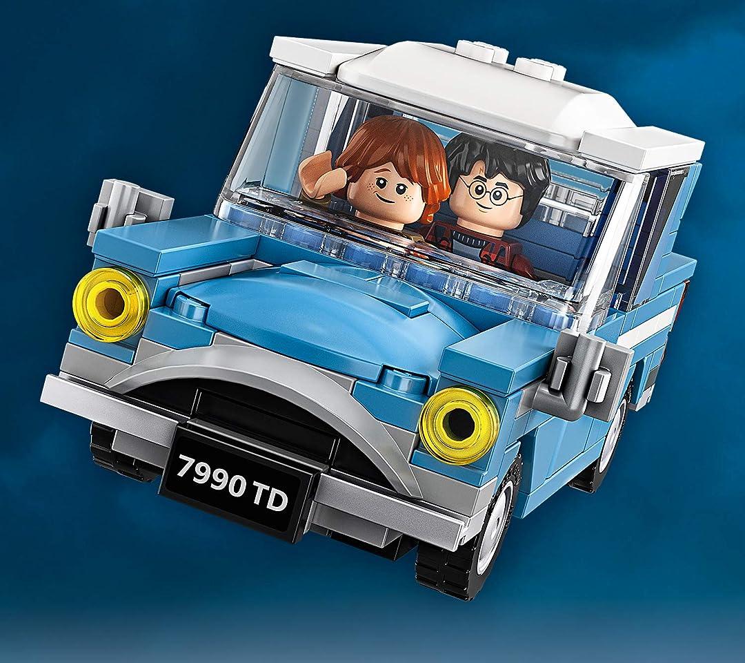 LEGO(レゴ) レゴ(LEGO) ハリーポッター プリベット通り4番地 75968 QHD(1080×960)スマホ 壁紙・待ち受け