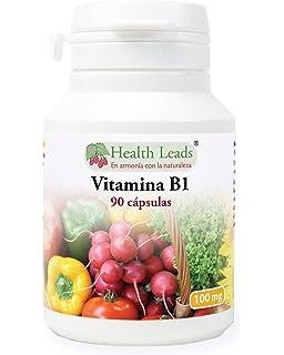 Vitamina B1 100mg x 90 cápsulas