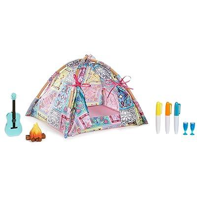 Bratz Music Festival Vibes Tent Playset: Toys & Games [5Bkhe0304346]
