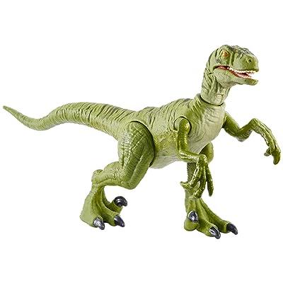 Jurassic World Savage Strike Assortment - Velociraptor Charlie: Toys & Games