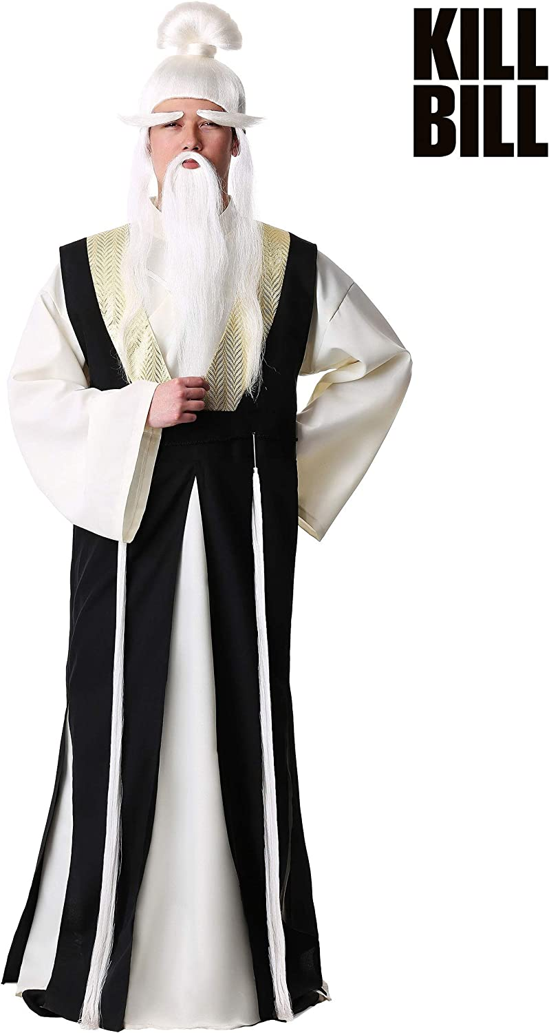 Kill Bill PAI Mei Fancy Dress Costume X-Large: Amazon.es: Juguetes ...