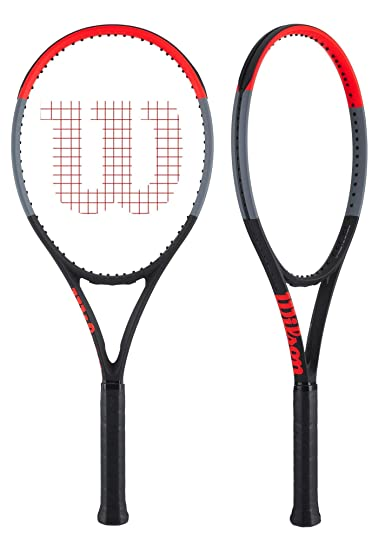 Amazon.com: Wilson Clash 100 Tour - Pala de tenis en colores ...