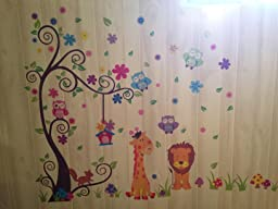 Amazon Com Giant Wall Decals For Kids Rooms Nursery