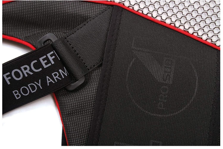 per uso motociclistico Paraschiena protettivo Pro Sub 4K Forefield