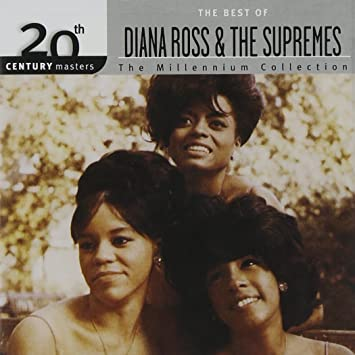 The Best Of Diana Ross Supremes 20th Century Masters Millennium Collection