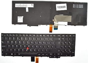 Lenovo T540p W540 W541 T550 W550 T540 Hungarian backlit