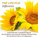 Life-Flo Pure Sunflower Oil, Certified Organic