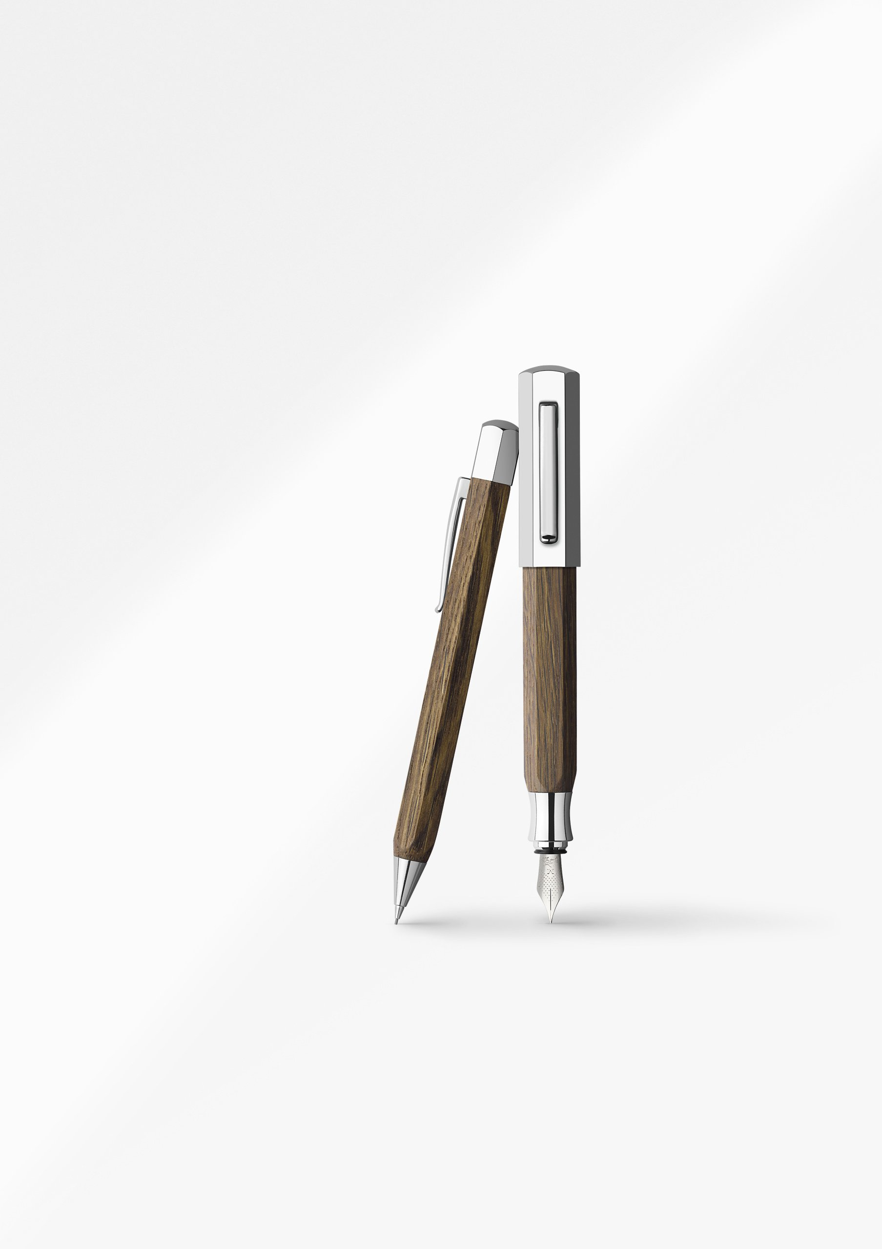 Faber-Castell Ondoro Wood Twist Mech Pencil by Faber-Castell (Image #3)