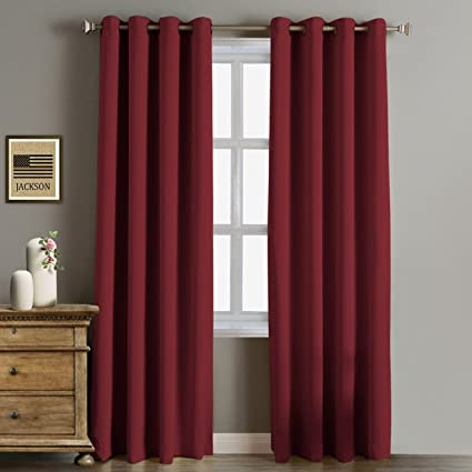 signature velvet floral curtains bedroom blackout curtain pin inch eff panel