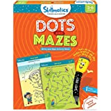 Skillmatics Educational Toys : Dots and Mazes 3-6 Years