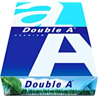 Double A Premium A4 Double Quality Paper, 80 GSM- 500 Pages