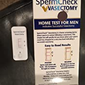 Amazon spermcheck vasectomy 2 test kit health personal care customer image solutioingenieria Gallery