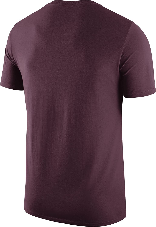Nike camiseta de fútbol de Minnesota Golden Gophers granate diseño ...