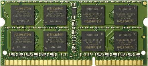Kingston KVR16LS11/8 Laptop Memory, 8GB, 1600Mhz, DDR3