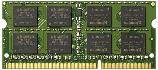 686 opinioni per Kingston KVR16LS11/8 Memoria RAM da 8 GB, 1600 MHz, DDR3L, Non-ECC CL11 SODIMM,
