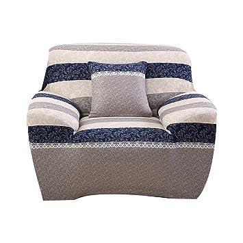 Amazon.com: forcheer Knit elástico sofá Slipcover – Funda de ...