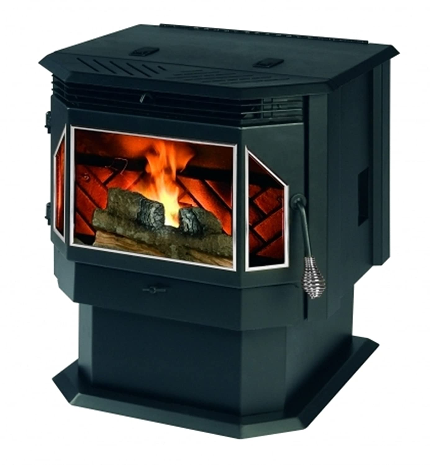 Summers Heat 55-SHPEP Evolution Pellet Stove 2,000 Square Foot