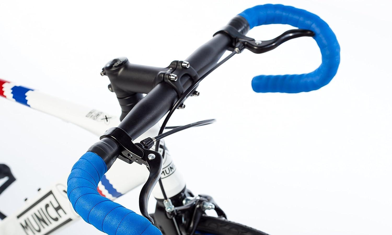 Plusieurs Tailles Fixie MUNICH SPORT RETRO Aluminium Moma Bikes V/élo de Ville